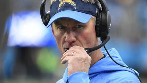 Mike McCoy, San Diego Chargers (Last week: 3)