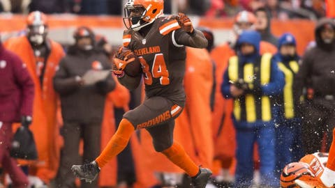 Isaiah Crowell, RB, Browns (UFA)