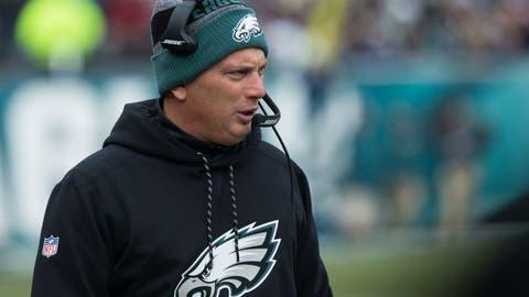Jim Schwartz, Eagles defensive coordinator