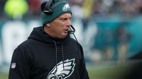 Jim Schwartz, Eagles defensive coordinator