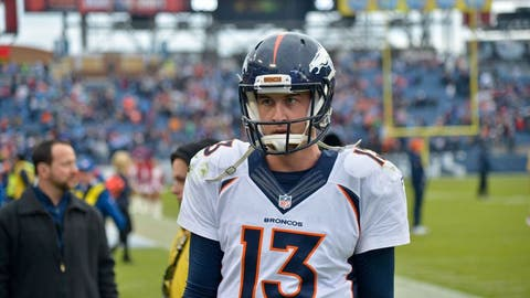 Raiders at Broncos: 4:25 p.m., Jan. 1 (CBS)