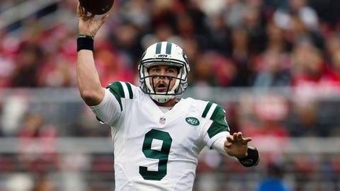 Bryce Petty, Jets