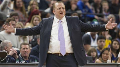 Minnesota Timberwolves (14-27)
