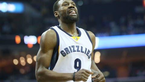 Tony Allen, SG, Memphis Grizzlies: Unrestricted