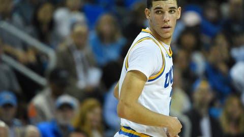 Lonzo Ball, PG, UCLA, freshman