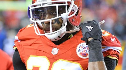 Tampa Bay Buccaneers: Eric Berry, FS (Chiefs)