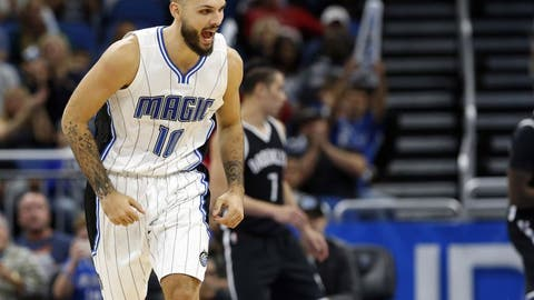 Orlando Magic: Evan Fournier