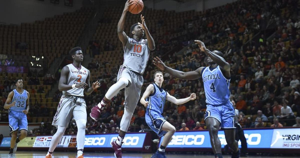 Hokies Overcome Slow Start, Blow By The Citadel | FOX Sports