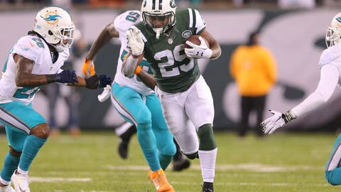 Bilal Powell, RB, NYJ