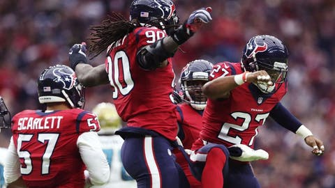 Houston Texans at Tennessee Titans, 1 p.m. CBS (710)