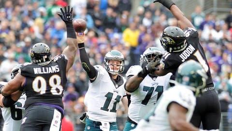 Philadelphia Eagles (last week: 25)