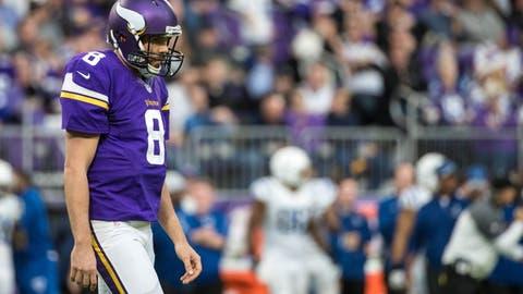 Minnesota Vikings: C+