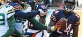 Jordan Howard hits NFL milestone in his rookie season