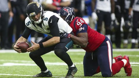 Blake Bortles and the Jaguars second half offense equal Gus Bradley's firing