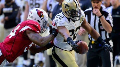New Orleans Saints (last week: 26)