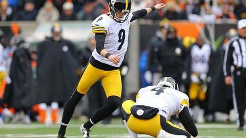 Chris Boswell's (first) Kick Six