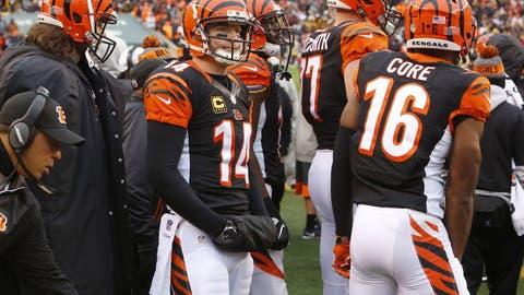 Cincinnati Bengals, 6-9-1