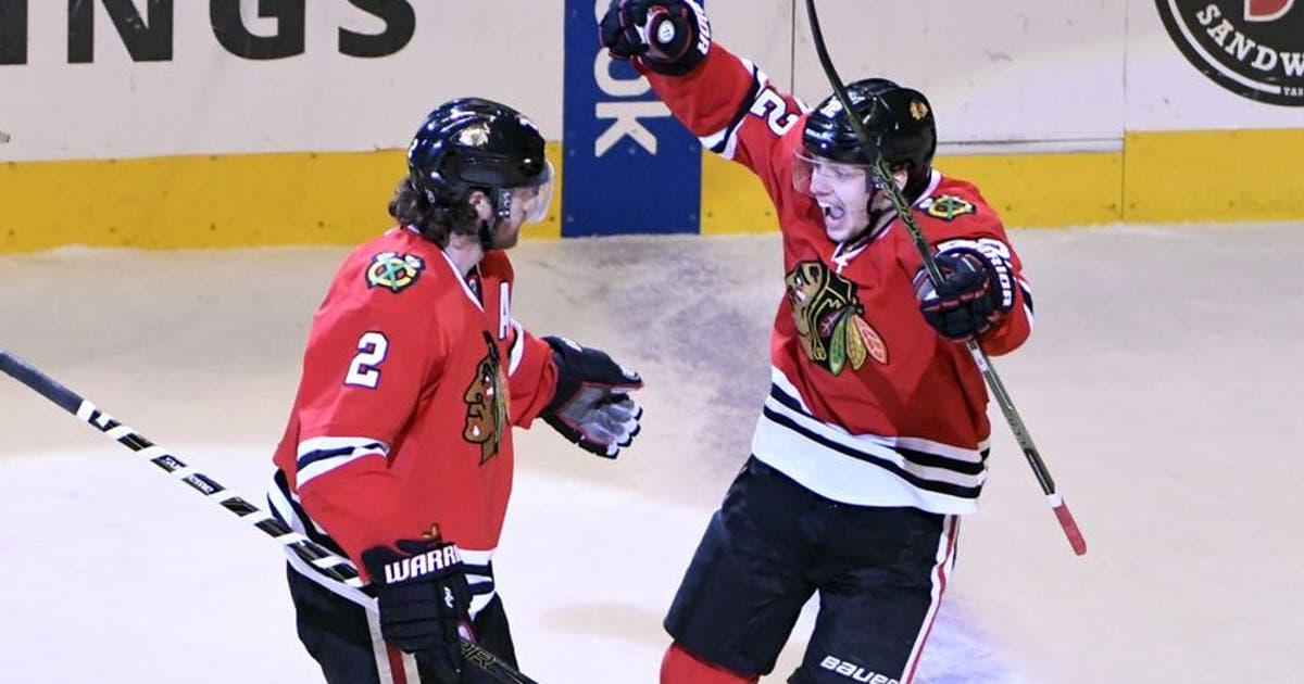 Chicago Blackhawks  Artemi Panarin Gains NHL s First Star Of Week ... 05d1de4ba