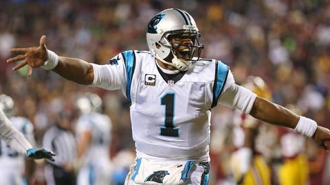 Sunday: Panthers at Buccaneers