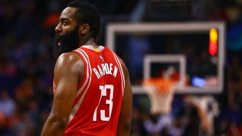 Houston Rockets: Can you knock off a favorite by burying them in 3-pointers?