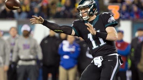 Philadelphia Eagles (last week: 27)