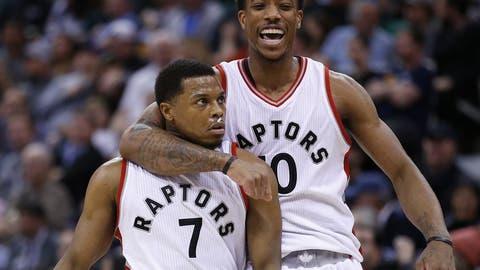 Toronto Raptors: B+