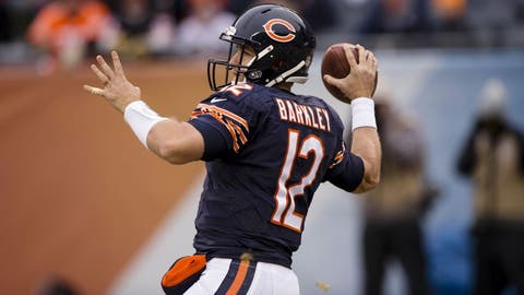 Matt Barkley's stock takes a dive