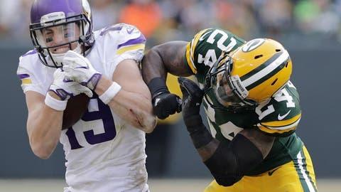 Minnesota Vikings: Adam Thielen, WR