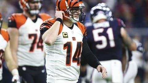 Cincinnati Bengals (last week: 21)