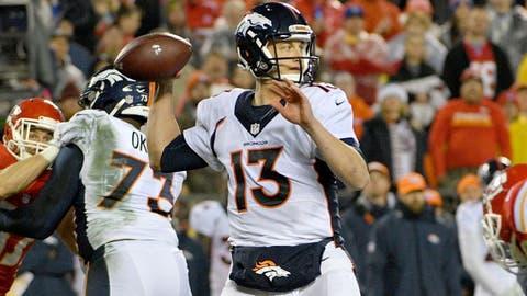 Denver Broncos (last week: 17)