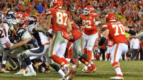 Kansas City Chiefs (last week: 6)
