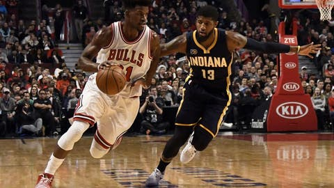 Frontcourt — Jimmy Butler, Chicago Bulls