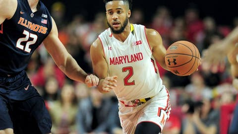 Melo Trimble, G, Maryland