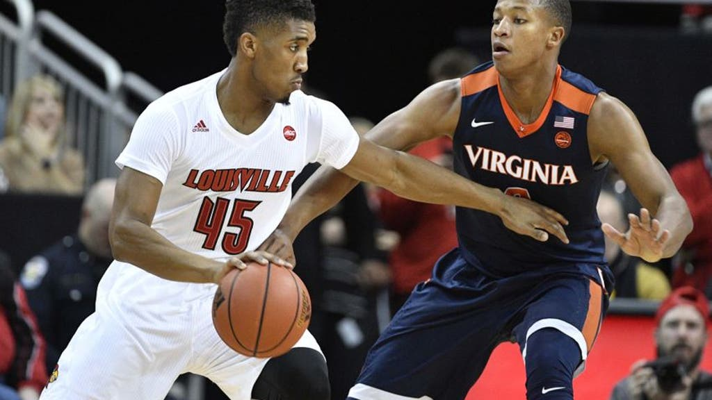 Louisville Basketball Cbs Sports Drops Cards In Latest