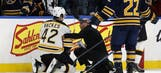 Boston Bruins: Forward David Backes Injured In 4-2 Win