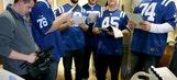 Colts Christmas Carol at Riley Children's Hospital this Holiday Season