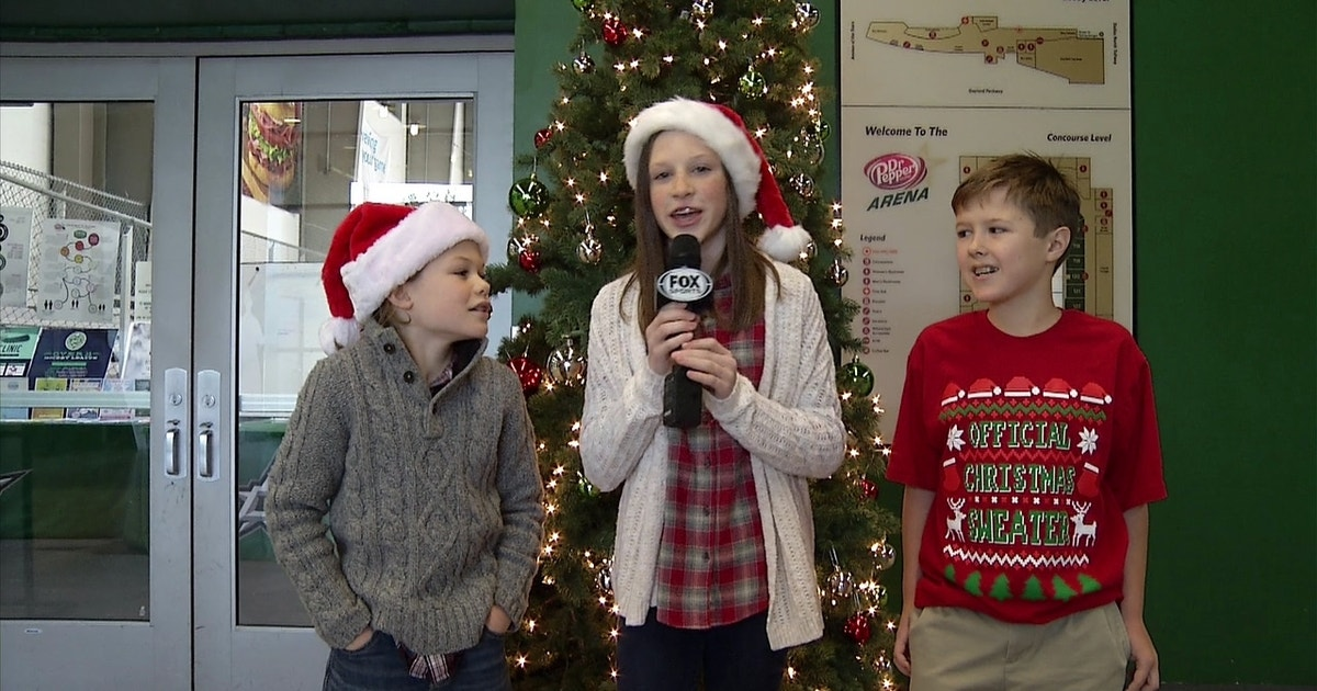 Stars Insider: Christmas Kid Reporter | FOX Sports