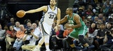 Grizzlies LIVE To GO: Grizzlies drop 3rd straight loss against the Celtics in OT