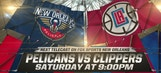 Pelicans Live: Next up – New Orleans vs. Los Angeles