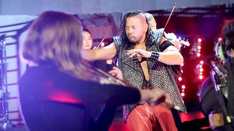 SmackDown: Shinsuke Nakamura vs. Kevin Owens