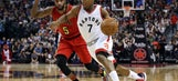 Hawks LIVE To GO: Hawks lose to the Raptors 128-84.
