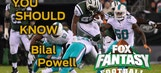Week 15 Fantasy Football: Bilal Powell's fantasy playoff impact