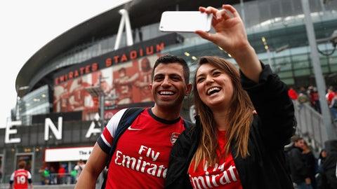Arsenal - €131 million