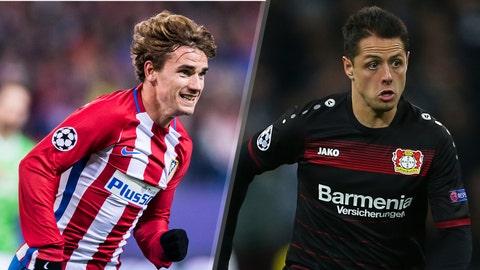 Atletico Madrid vs. Bayer Leverkusen