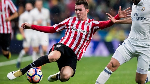 DEF: Aymeric Laporte, Athletic Bilbao (€48 million)
