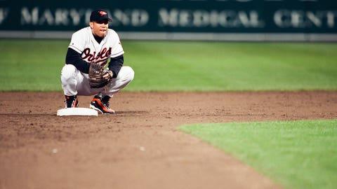 Baltimore Orioles - Roberto Alomar