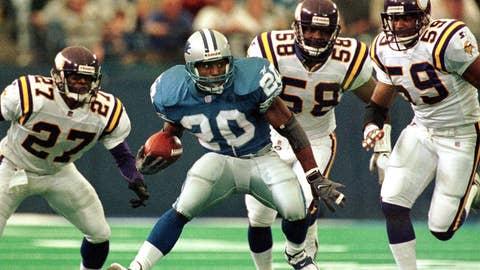 Detroit Lions: Blue classics