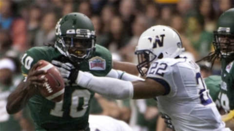2011 Alamo Bowl | Baylor 67, Washington 56