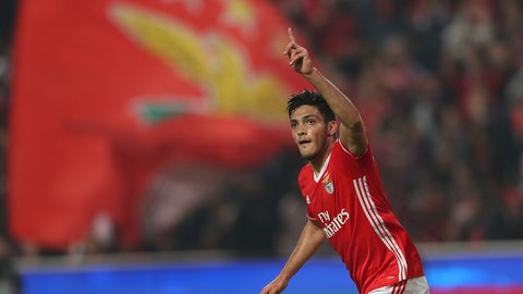 Benfica, Group B runners-up