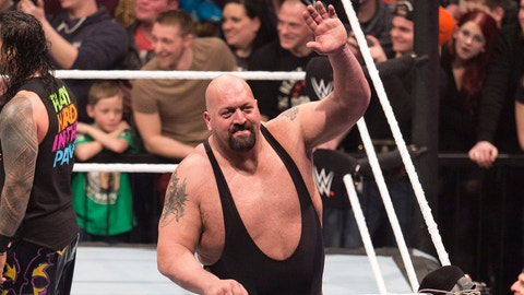 "Wichita State: ""Big Show"" (professional wrestler)"